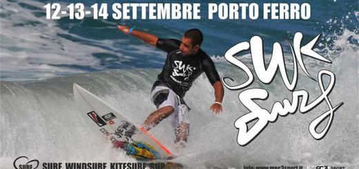 4^a edizione Swk Surf - A Porto Ferro dal 12 al 14 Settembre 2014
