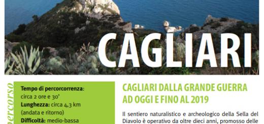 """""""XI Giornata nazionale del trekking Urbano"""" - A Cagliari il 31 Ottobre 2014"""