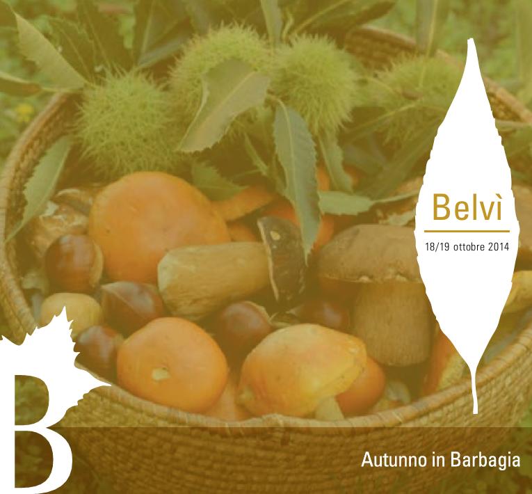 Autunno in Barbagia 2014 a Belvì – 18 e 19 Ottobre