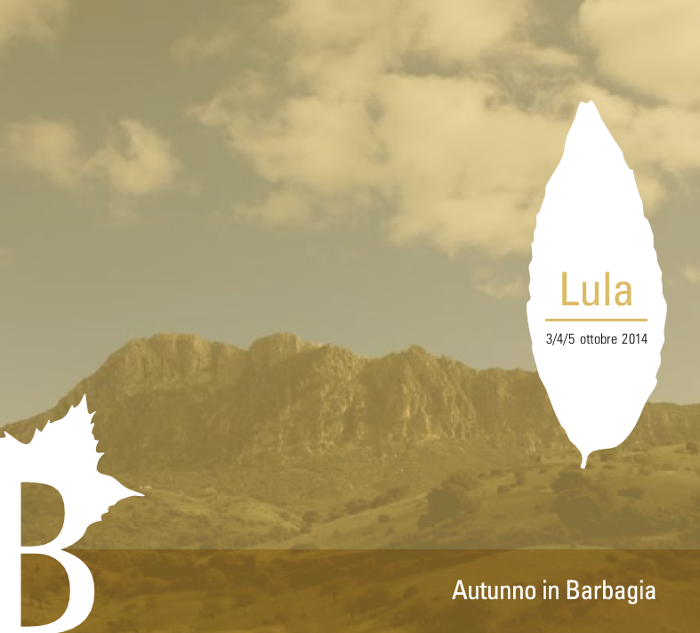 Autunno in Barbagia a Lula 2014