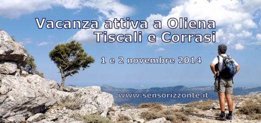Vacanza sportiva a Oliena - 1 e 2 novembre 2014