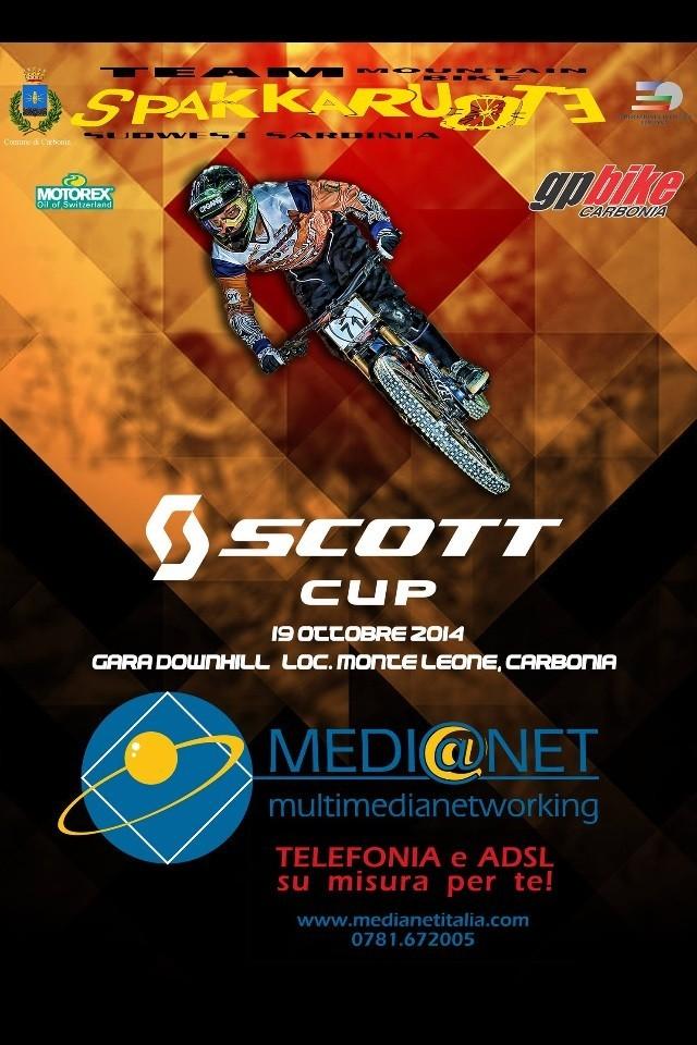 Scott Downhill Cup Carbonia - Domenica 19 Ottobre 2014