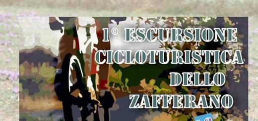 1^a escursione cicloturistica dello Zafferano - A San Gavino Monreale il 16 Novembre 2014