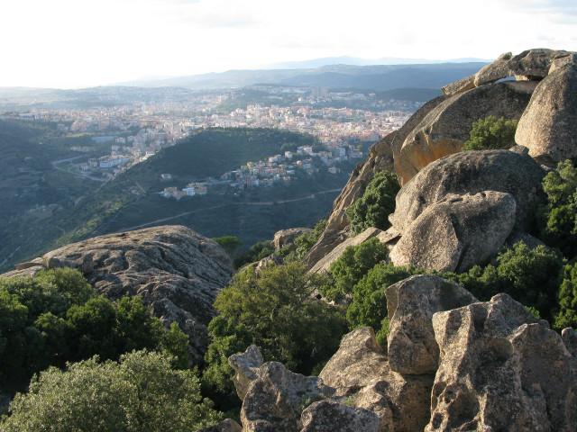 Rifugi Monte Ortobene - Barbagia