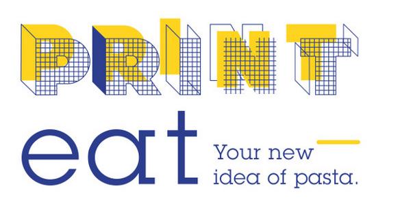 """""""PrintEat"""", un contest lanciato da Barilla in collaborazione con Thingarage"""