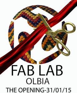 Fab Lab Olbia - The opening - Sabato 31 Gennaio 2015