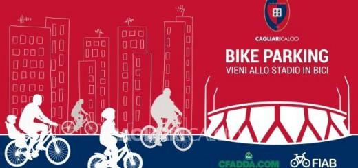 Cagliari: Allo stadio in bicicletta - Bike Parking custodito al Sant'Elia