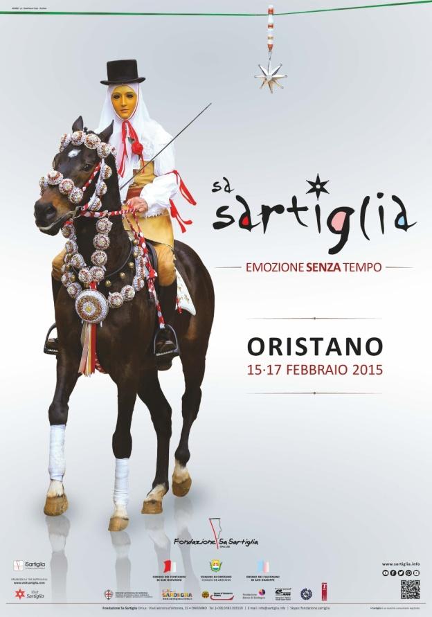 Sartiglia di Oristano 2015