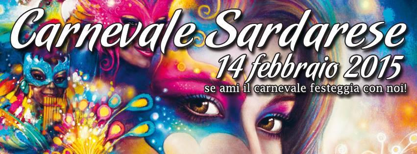 Carnevale Sardarese 2015