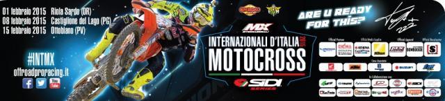 Internazionali d'Italia di Motocross a Riola Sardo