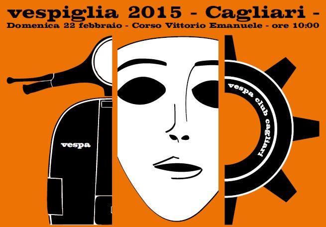Vespiglia 2015 a Cagliari - Domenica 22 Febbraio 2015