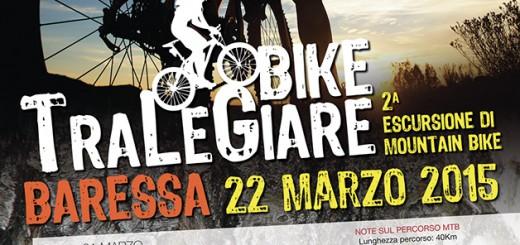"""Escursione in MTB """"Bike TraLeGiare"""" in Marmilla - Sabato 21 e Domenica 22 Marzo 2015"""