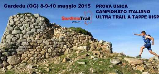 Il 4° Sardinia Trail diventa anche il Campionato Nazionale 2015 di Ultra Trail a tappe