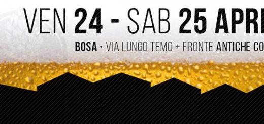 Bosa Beer Fest - Sabato 25 Aprile 2015