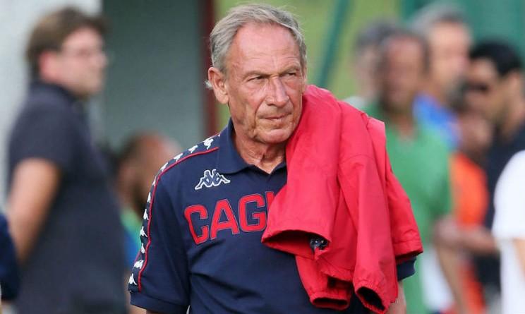Il fallimento sportivo del Cagliari Calcio. E Zeman si dimette....