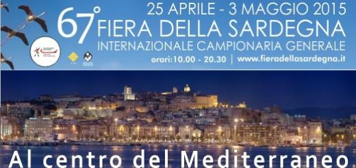 67^a Fiera della Sardegna - A Cagliari dal 25 Aprile al 3 Maggio 2015