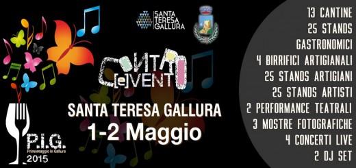 P.I.G. Primomaggio in Gallura 2015
