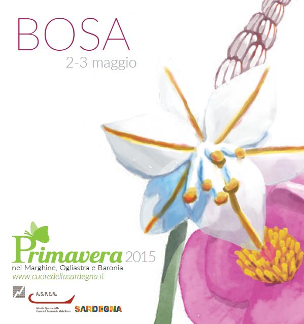 Primavera nel Marghine, Ogliastra e Baronia – A Bosa il 2 e 3 Maggio 2015