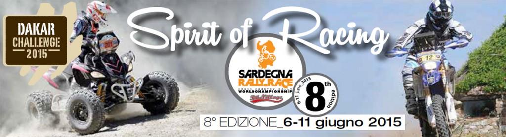 8° Sardegna Rally Race - Dal 6 all'11 Giugno 2015