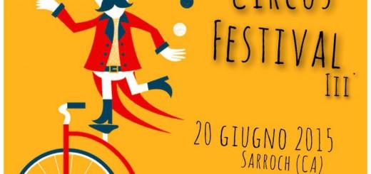 Sardinia Circus Festival - A Sarroch il 20 Giugno 2015