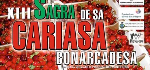 XIII Sagra delle Ciliegie a Bonarcado - Martedì 2 Giugno 2015