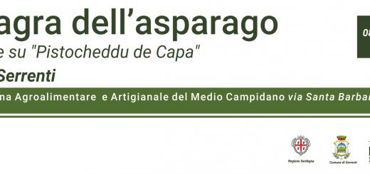 Sagra dell'Asparago e de su pistocheddu de capa 2015 a Serrenti - Da Venerdì 8 a Domenica 10 Maggio