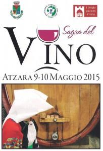 Sagra del Vino di Atzara 2015