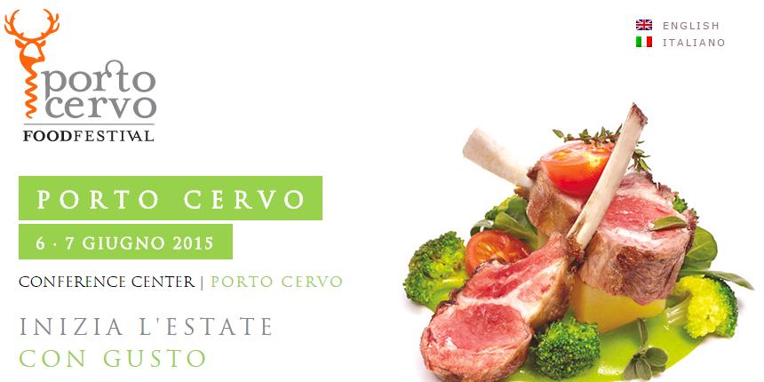 Porto Cervo Food Festival 2015