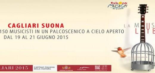 Festa Europea della Musica - A Cagliari il 21 Giugno 2015