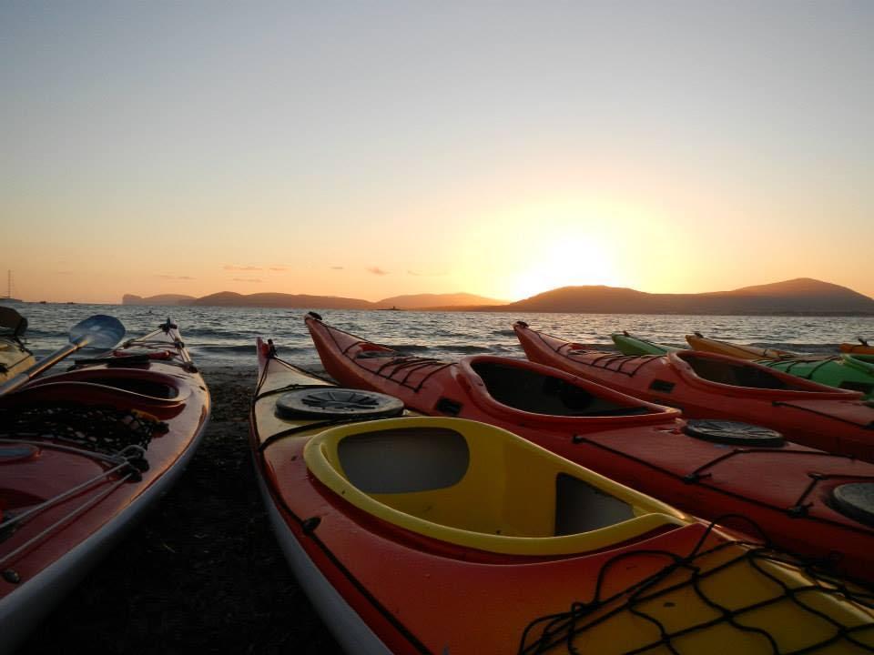 """""""Foc en mig de l'aigua"""": 5^a fiaccolata in kayak - Ad Alghero il 20, 21 e 23 Giugno 2015"""