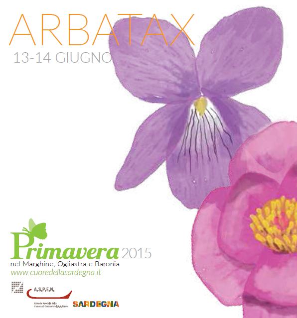 Primavera nel Marghine, Ogliastra e Baronia – Ad Arbatax il 13 e 14 Giugno 2015