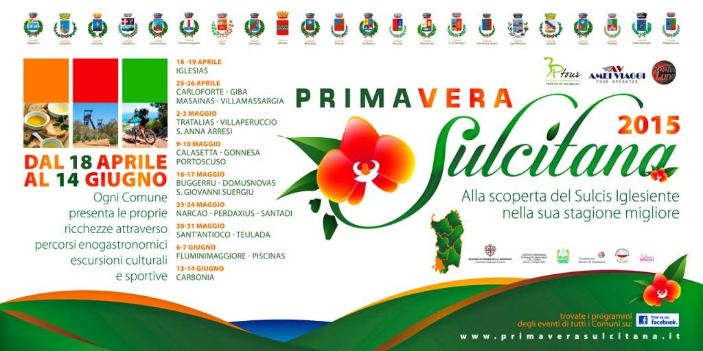 Primavera Sulcitana a Fluminimaggiore - Sabato 6 e Domenica 7 Giugno 2015
