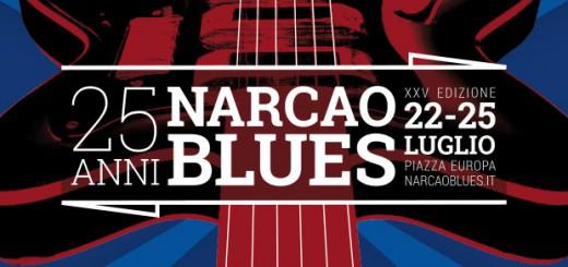 XXV Narcao Blues - Dal 22 al 25 Luglio 2015