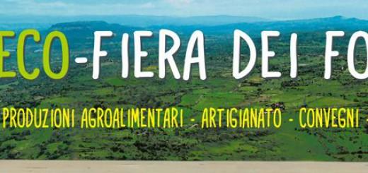 Eco-Fiera dei formaggi - A Villanova Monteleone l'11 e 12 Luglio 2015