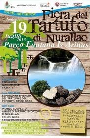 19^a Fiera del Tartufo 2015 a Nurallao