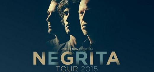 Negrita Tour 2015 a Cagliari - Sabato 1 Agosto