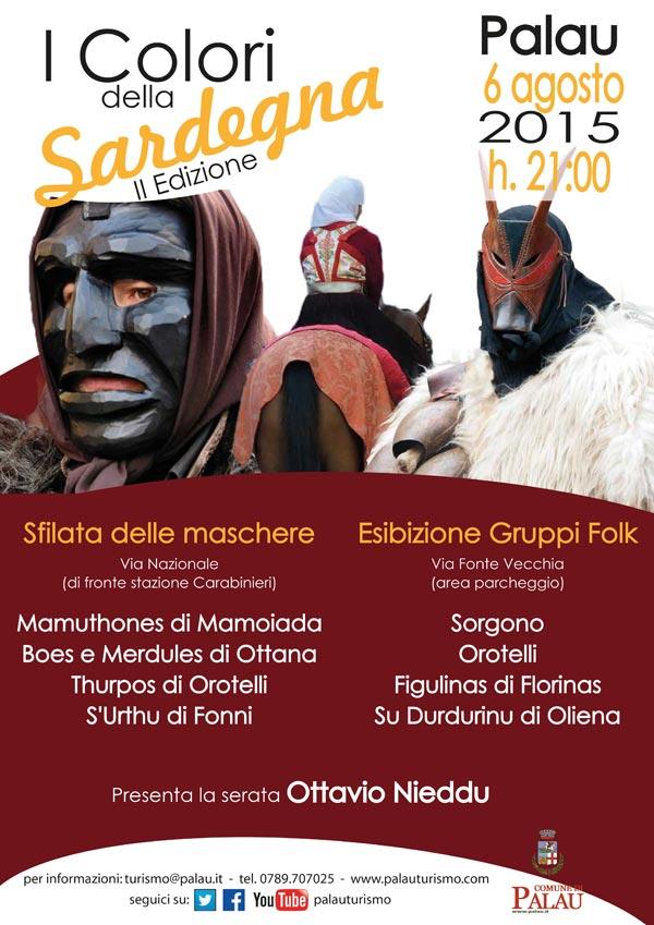 """2^a edizione """"I colori della Sardegna"""" - A Palau il 6 Agosto 2015"""
