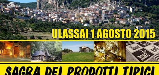 9^a edizione Folk & Sapori a Ulassai - Sabato 1 Agosto 2015