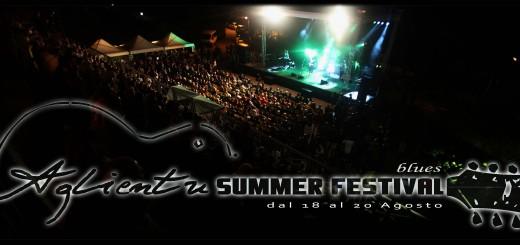 Aglientu Summer Blues Festival 2015 - Dal 18 al 20 Agosto 2015
