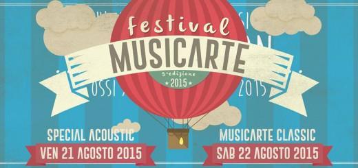 9^a edizione di MusicArte ad Ossi - Dal 21 al 22 Agosto 2015