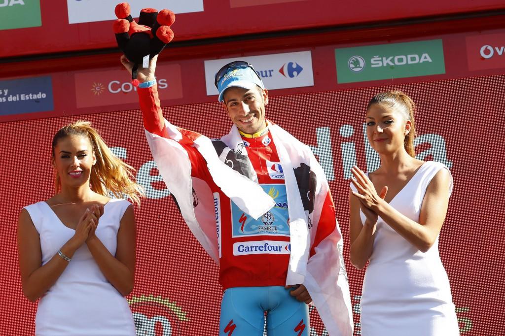 Fabio Aru conquista la Vuelta 2015