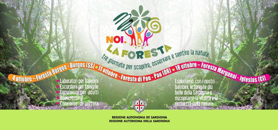 Noi, la Foresta