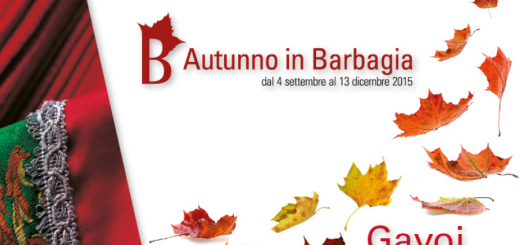 Autunno in Barbagia 2015 a Gavoi – Dal 9 all'11 Ottobre 2015