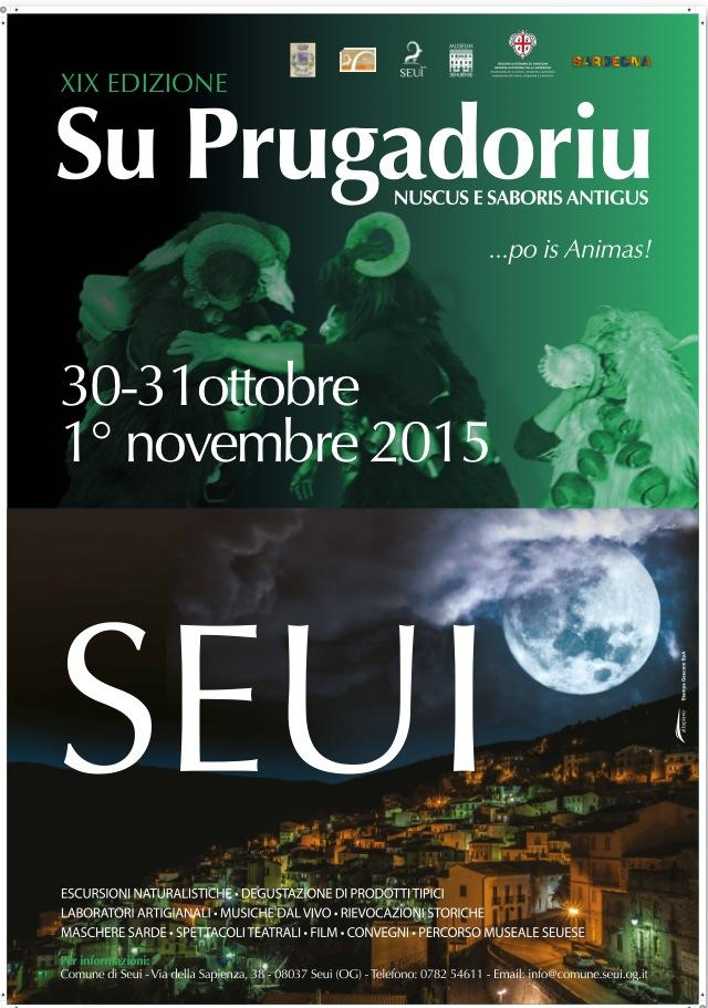 Su Prugadoriu a Seui - Dal 30 Ottobre all'1 Novembre 2015