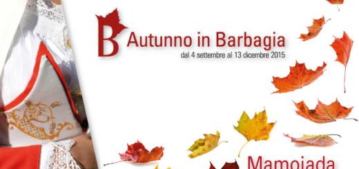 Autunno in Barbagia 2015 a Mamoiada – Da Venerdì 6 a Domenica 8 Novembre 2015