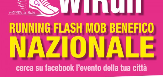 WIRun, Women In Run - Ad Oristano il 29 Novembre 2015