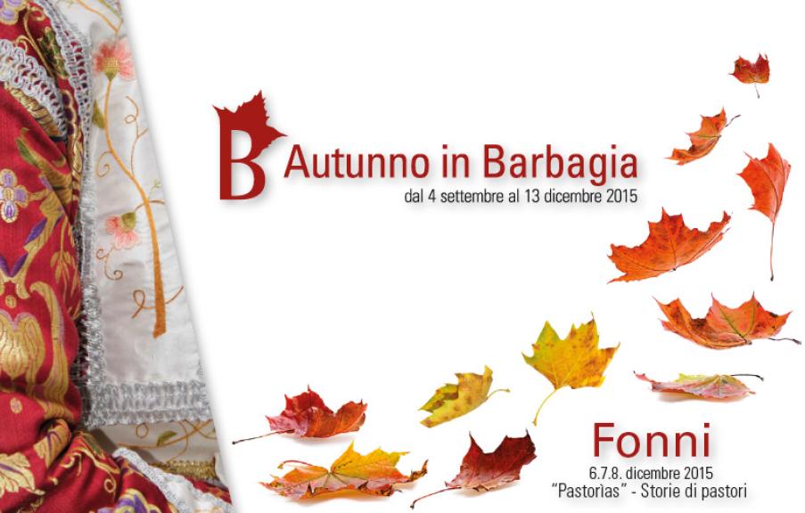 Autunno in Barbagia 2015 a Fonni – Dal 6 all'8 Dicembre 2015