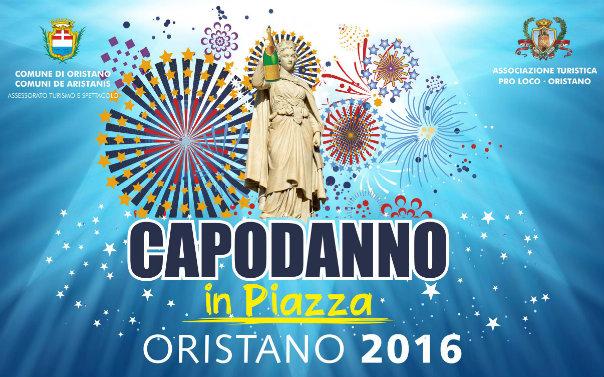 Capodanno in piazza ad Oristano