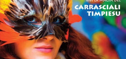 Carrasciali Timpiesu, il Carnevale di Tempio Pausania - Dal 4 al 9 Febbraio 2016