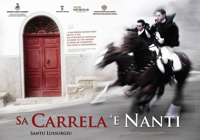 Sa Carrela 'e Nanti a Santu Lussurgiu